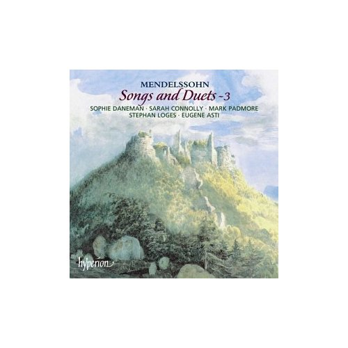 Mendelssohn - Songs and Duets, Vol 3